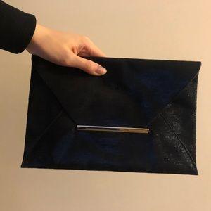 BCBG envelop clutch
